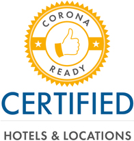 "We are a ""corona-ready certified hotel"""